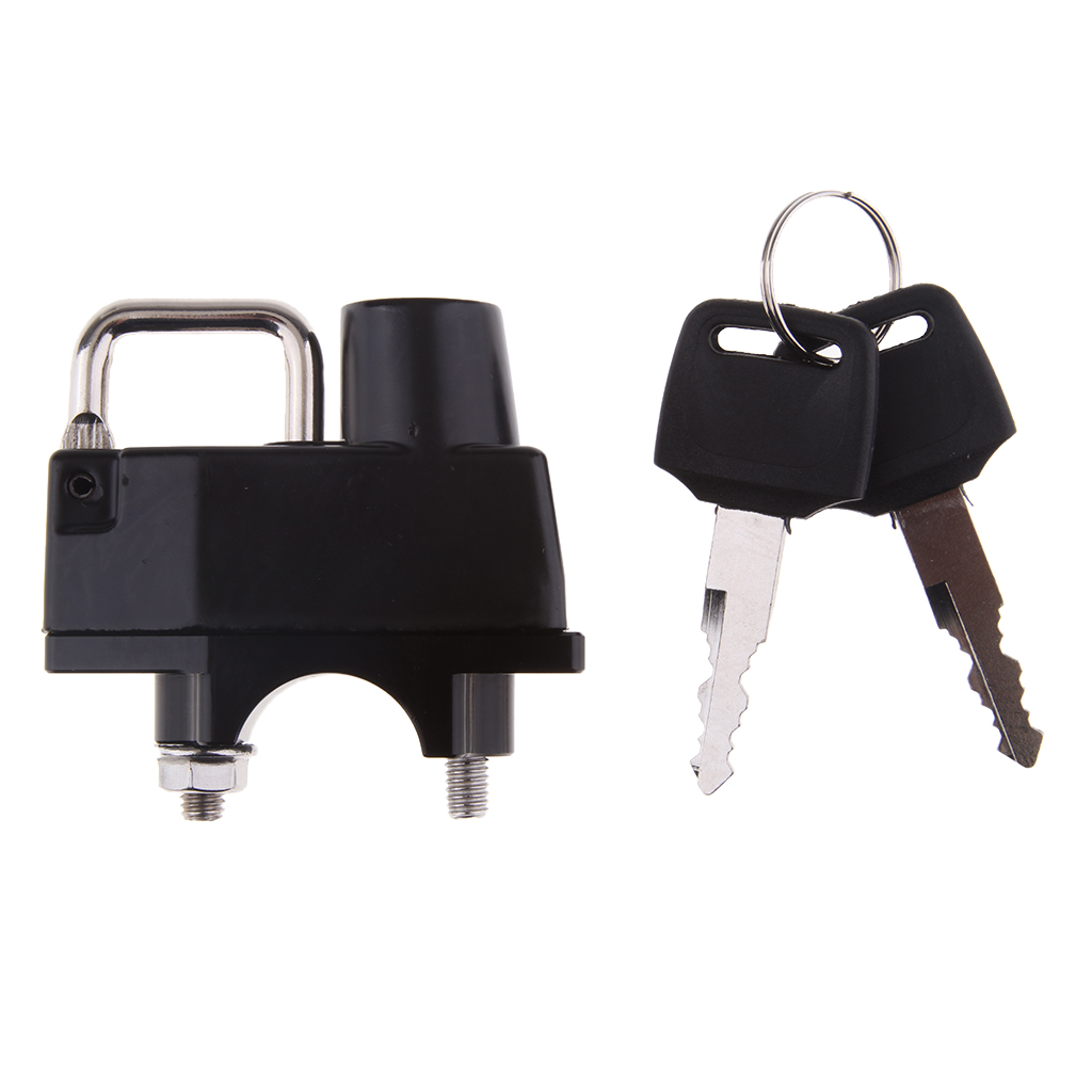 Anti-theft Electronic Battery Safety Pack Box Lock For Motorcycle E-Bike Scooter Battery Lock For Yamaha MT-07 2014-2018 MT-09