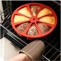 Формы для кекса Силиконовая форма для выпечки пуддинг Треугольники торты пресс-форма для выпечки Инструменты Fondant (сахарная) для пирожных