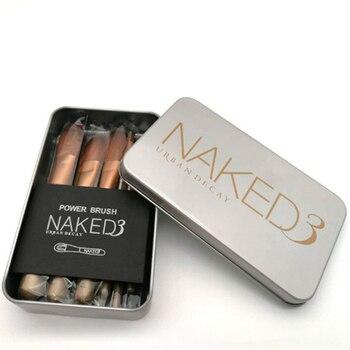 12pcs Makeup Brush Set Face Eyeliner Eyebrow Blush With Travel Case Soft  Make up Brushes Tools HIAISB