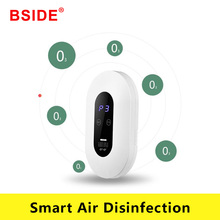Smart Air Disinfection Machine Ozone Generator Air-purifier Remove Formaldehyde Purification Home Room Purifier Air Cleaner