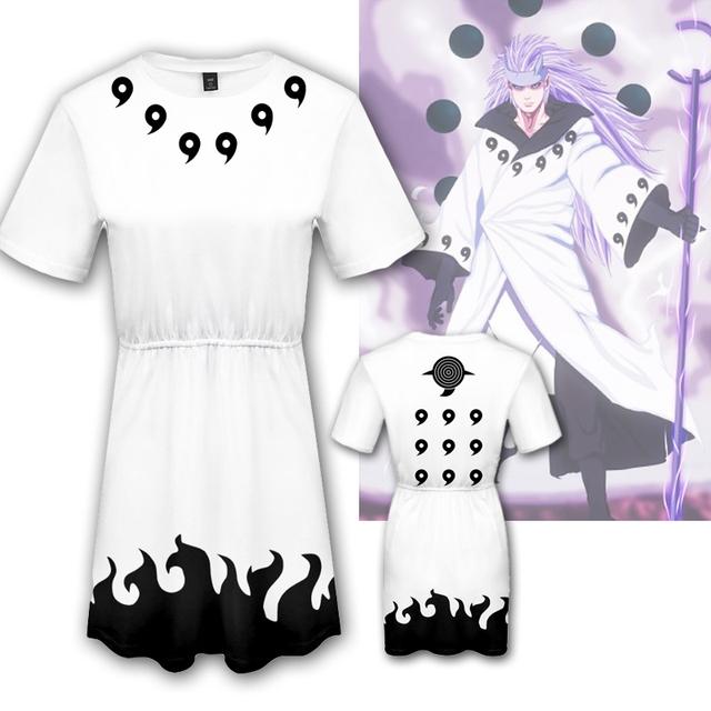 Naruto Cosplay 3D Print costume