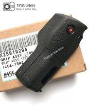 חדש A7R השני/A7S II כרטיס חריץ מכסה דלת גריפ כיסוי מעטפת גומי עבור Sony ILCE 7RM2 ILCE 7SM2 A7RM2 A7SM2 a7RII A7SII חילוף חלק