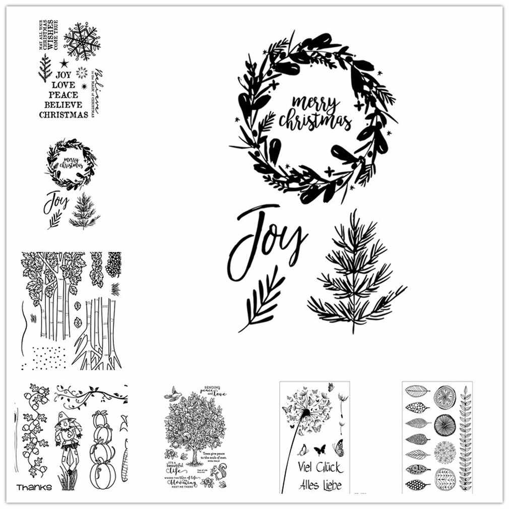 Hand Account Icon Transparent Clear Silicone Stamp//Seal For Diy Scrapbooking//Photo Album Decorative Clear Stamp Sheets
