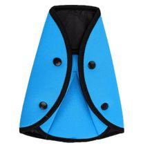 Balight автомобильный ремень безопасности коврик детский ремень безопасности Чехол Мягкий треугольник регулятор ремня безопасности безвредный защитный аксессуар