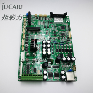 Image 4 - Dx5/dx7 용 Jucaili 대형 프린터 xp600 업그레이드 키트는 에코 솔벤트 프린터 용 xp600 이중 헤드 완전 변환 키트로 변환