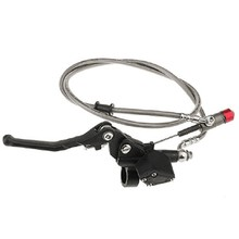 Hydraulic Clutch 1200Mm Lever Master Cylinder for 125-250Cc Vertical Engine Motorcycle Dirt Bike Motocross(China)