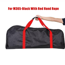 Black Waterproof Storage Bag For Xiaomi M365 / Ninebot ES1/ES2 Electric Scooter Foldable Skateboard