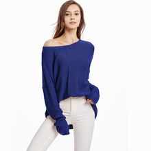 Sweater Pullovers Women Striped Long Sleeve Loose O-neck Set Tops 2019 Spring Autumn All-match knitted Sweaters Female Clothing xiaying smile women maternity dress female fashion all match boat neck sexy loose embroidery striped short dresss long sleeve