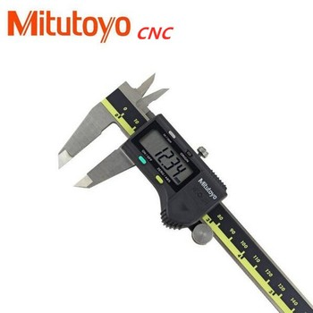 "Mitutoyo CNC LCD Caliper Digital Vernier Calipers 6 ""150mm 300mm 200mm 500-192-20 Gauge Electronic Measuring Stainless Steel"
