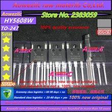 Aoweziic 2019 + 100% nowy importowany oryginalny HY5608W HY5608 TO 247 FET 80V 360A