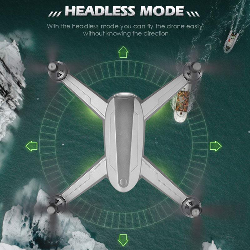 Новый gps, беспилотные летательные аппараты с Камера HD 1080P Профессиональный RC FPV WI FI 6 осевой селфи гоночный Дрон складной автоматический возв... - 3