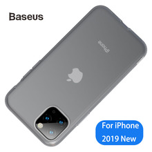 Baseus Ultra Thin Case For iPhone 11 Pro Max Transparent Silicone Soft Apple Phone Cover Coque High Quality
