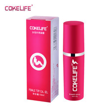 COKELIFE Exciter for Women Climax Spray Intense Orgasmic Gel Sex Drops