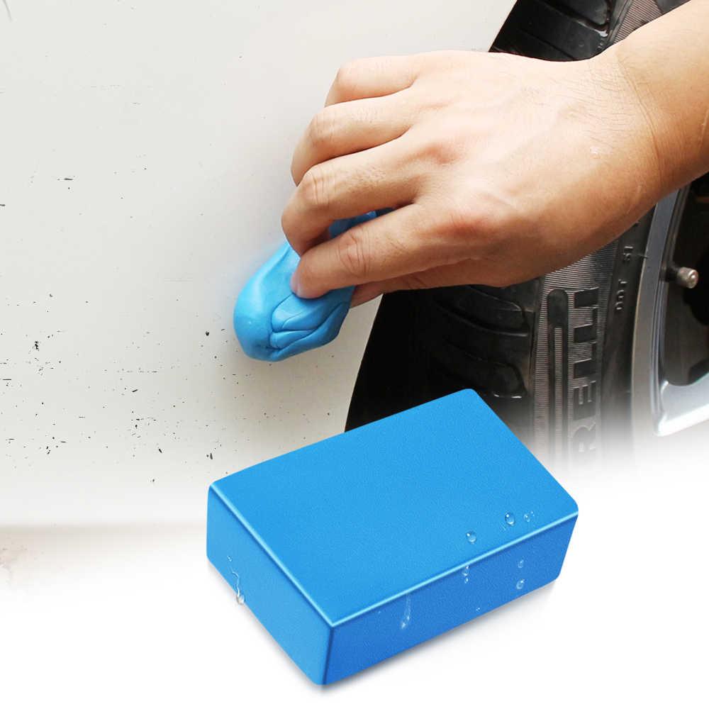 Perawatan Mobil Cuci Bersih Clay Bar untuk Skoda Octavia A5 Cruze Hyundai Tucson Renault Megane 2 Volkswagen Polo Golf 6 audi A4