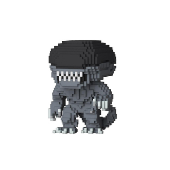 Funko Pop Alien 8bit XENOMORPH #24 Vinyl Action Figure Dolls Toys 2