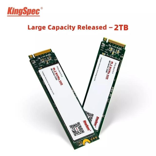 KingSpec M2 NVMe SSD 512GB for Laptop 6