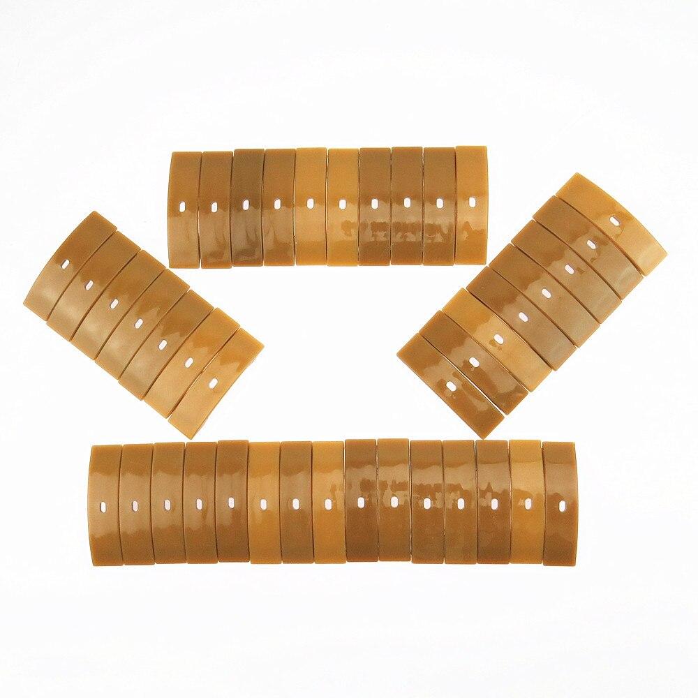 SCJYRXS 40 sztuk 078109087C 078109088C 077 109 087P 077 109 088P wałka rozrządu napinacz rozrządu regulator łańcucha suwak dla Golf Passat B5