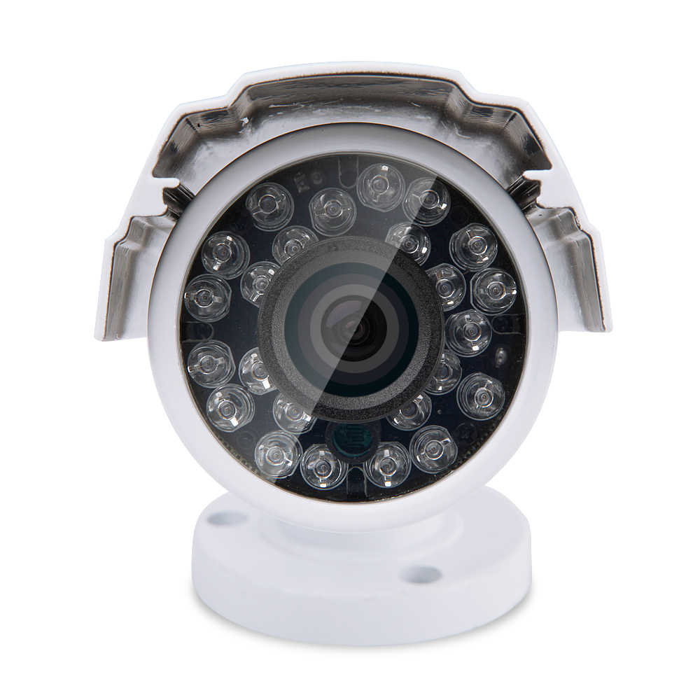 CCTV Video gözetim HD 1080P kamera metal mermi AHD kamera hava koşullarına dayanıklı gündüz/gece monitörü güvenlik sistemi Onvif uyumlu
