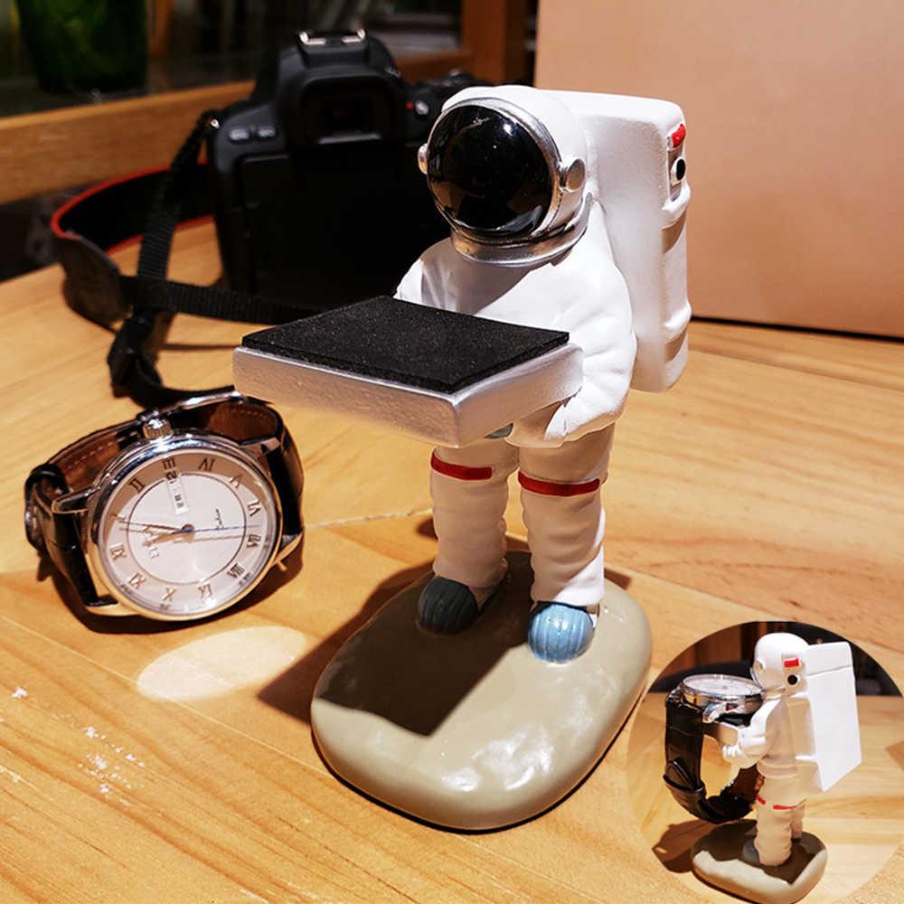 עבור אפל שעון להקת 5 שרף שעון Stand אינדיבידואליות תכשיטי קופסות אחסון מקרה אופנה שעון תצוגת מקרה מתנה Samsung שעון