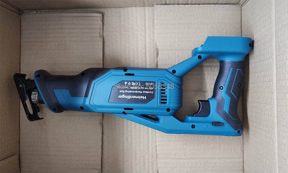 Saw Reciprocating Saw Lithium Without Battery 18v Reciprocating Cordless Battery