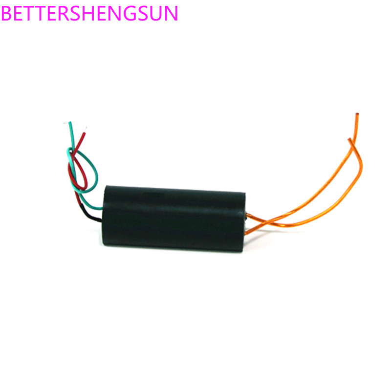 High-Voltage Generator Boost Module 3-6V 400kV High-Voltage Module Voltage Inverter Transformer. image