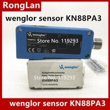 [Bella] novo sensor de wenglor original autêntico kn88pa3