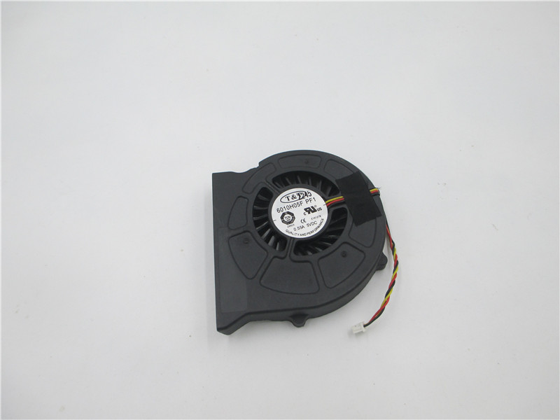 2pcs Original Laptop CPU Cooler Fan For <font><b>MSI</b></font> CR420 CR420MX CR600 EX620 CX420 CX500 CX600 CX620 <font><b>CX620MX</b></font> T&T 6010H05F PF1 0.55A FAN image