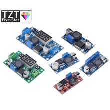 TZT-FIVE-STARS 1PCS LM2596 LM2596S DC-DC adjustable step-down power Supply module NEW ,High Quality