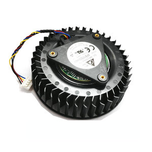BFB1012SHA01 For AMD 64 DC12V 2.40A 4Lines GPU For XFX RX VEGA 56 R9 390X Graphics Video Cooling fan Blower HZDO(China)