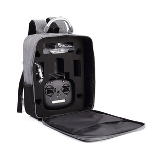 Image 3 - Anti şok sırt çantası taşıma çantası Mjx hata 5W B5W Quadcopter Drone saklama çantası sırt çantası (siyah)