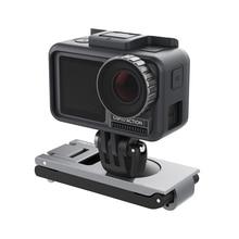 PGYTECH – support de sangle pour caméra daction DJI OMSO Pocket 2, support en L, support rotatif pour OSMO POCKET 2, cardan portable