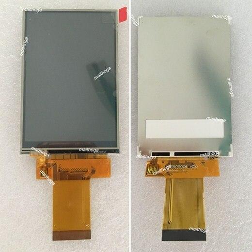 3.5 Inch 40PIN 262K SPI Màn Hình Cảm Ứng TFT LCD ST7796S Ổ IC 320 (RGB) * 480 MCU 8/16Bit Song Song Giao Diện