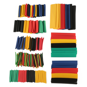 328Pcs Heat Shrink Tubing Polyolefin Assorted Insulation Shrinkable Tube Set Sleeving Wrap Wire Car Electrical Cable
