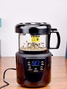 Coffee-Accessories Roasted-Bean-Machine Baking Household Home 220V 80g