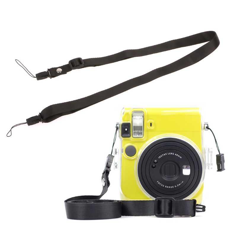 Có Thể Điều Chỉnh Dây Đeo Thắt Lưng Cho Máy Ảnh Fujifilm Instax Mini 9/8/8 +/25/70 Vai Cổ
