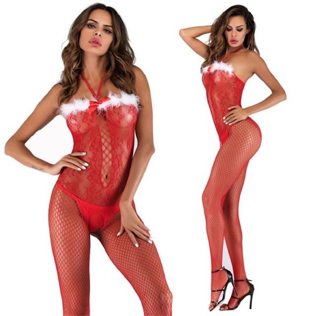 Christmas Women Sexy Underwear Women Style Sexy Lingerie Women Sexy Role Playing  Erotic Clothing Sex Toys For Woman