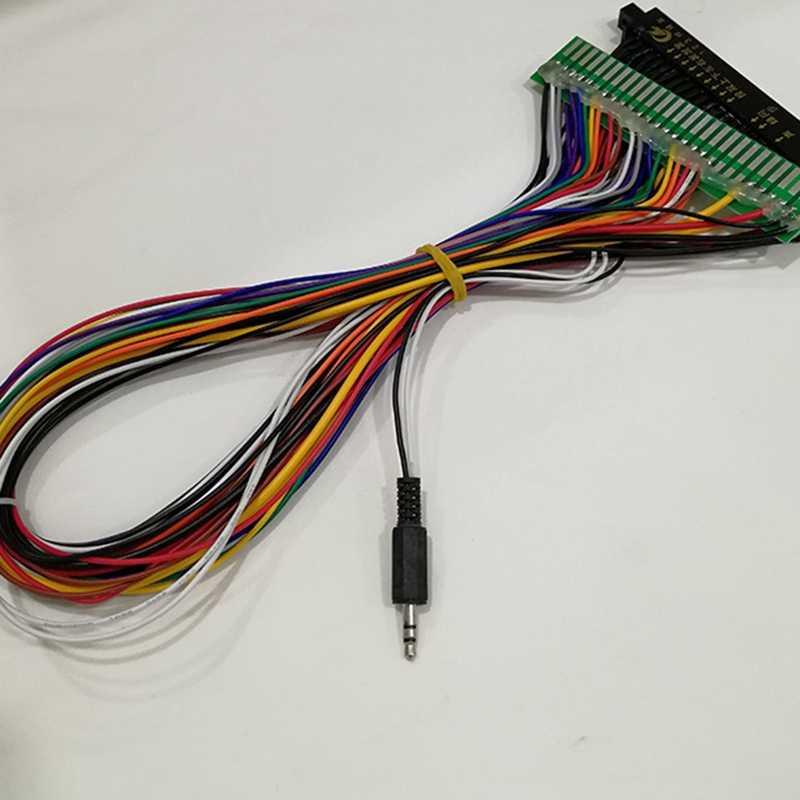 Jamma Wire Harness 28 Pin Jamma Loom for Arcade Cabinet Accessories Games 60 in 1