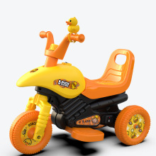 Children's Electric Motor Baby Tricycle Rechargeable Toys Can Sit on The Baby Carriage Boys and Girls Electric Motorcycle