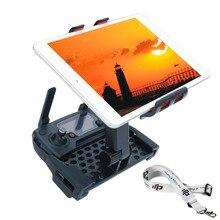 Soporte Extendido para tableta, abrazadera para DJI Mavic Mini/Mini 2/Pro/Air 2/Mavic 2 Zoom Spark Control remoto, soporte de montaje para teléfono móvil, accesorio