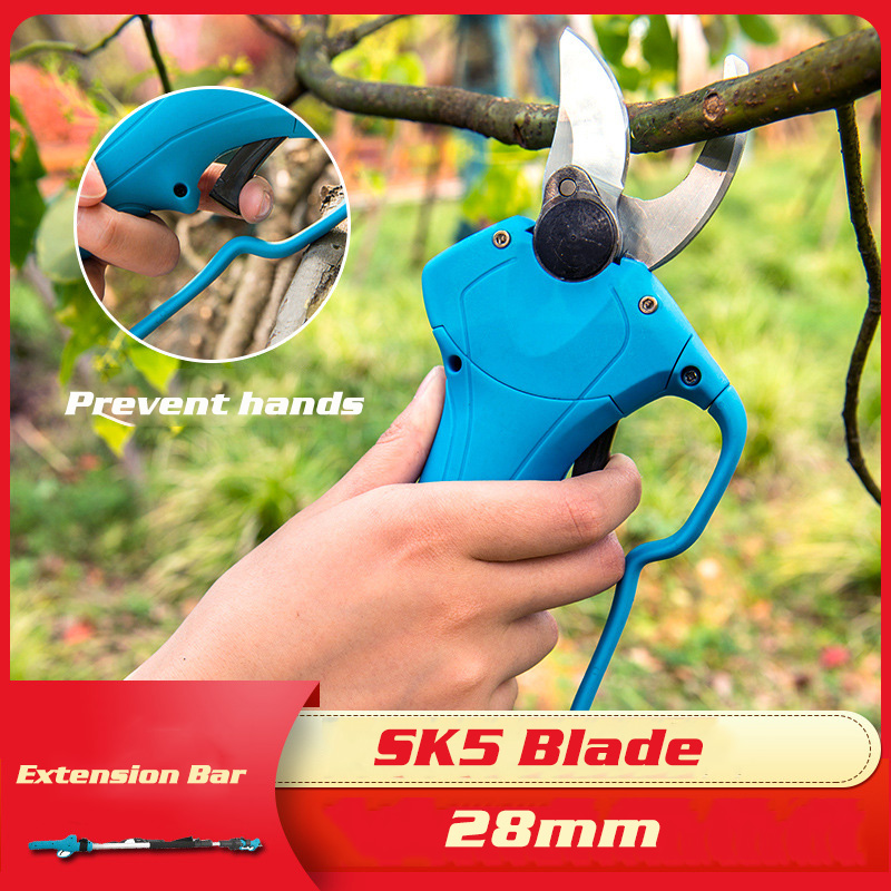 Electric Branches Efficient 16 SC Ion 8VCordless Electric Garden Shear  Tools Lithium Pruner Bonsai 8603 Tree Pruning Scissors
