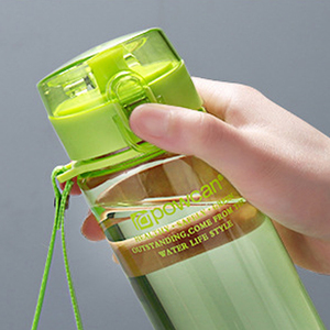 Image 4 - JOUDOO 400ml 560ml  Portable Leak proof Water Bottle High Quality Tour Outdoor Bicycle Sports Drinking Plastic Water Bottles 10