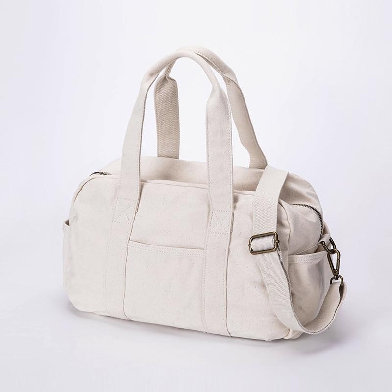 Canvas bag new tote bag large capacity cloth bag travel bag luggage bag shoulder bag