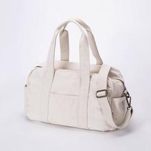 Canvas bag new tote bag large capacity cloth bag