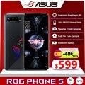 Оригинальная материнская плата Asus ROG 5 5G игровой телефон 6,78