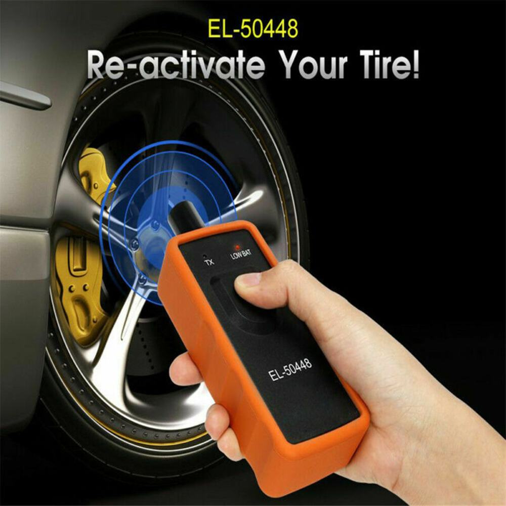 Auto Tire Pressure Tpms Activation Reset Relearn for Gm Opel El-50448//Oec-T5