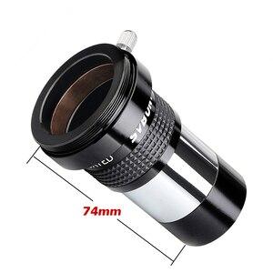 Image 4 - Svbone SV137 omni 2x oculaire lentille Barlow professionnel télescope partie 1.25 pouces entièrement multi enduit astronomique oculaire W9106B