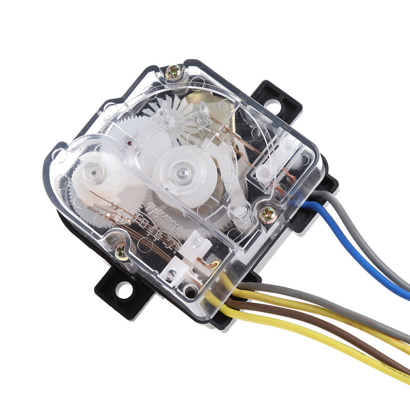6-Wire Washing Machine Timer 90 Degree Central Hole Distance 68mm Switch Shaft Whosale&Dropship