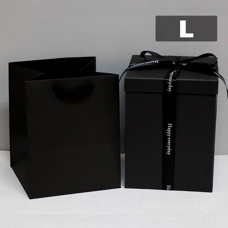 YUNAO019-Festive boîte de cadeau de saint valentin de mariage de fête chaque boîte-cadeau assortie