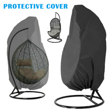 Outdoor Patio Hanging Chair Cover Heavy Duty Egg Swing Covers Dust Garden DAG-ship