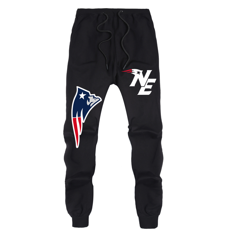 Patriots Pants Spring And Autumn Sports Sweaterpants New England Champions Casual Sweaterpants New Lover Men's Casual Sweatpants